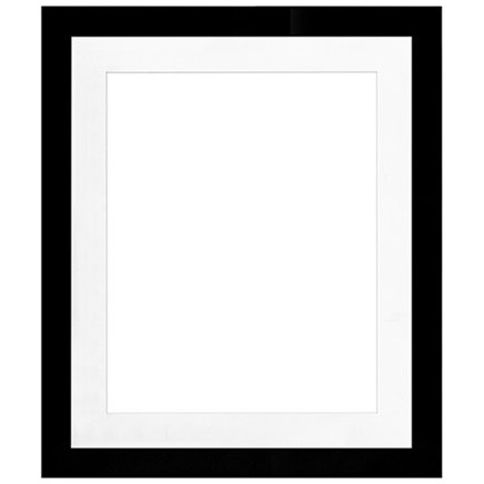 Framatic 20 X 24 Metro Black Seamless Frame With 16 X 20 Single