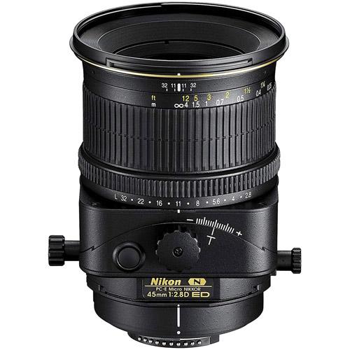 PC-E NIKKOR 45mm f/2.8 D ED Lens