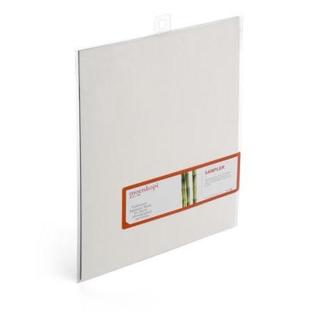 Moenkopi Sampler - 2 sheets of each Kozo & Unryu 8.5 x 11