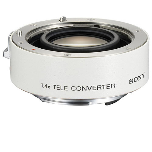 1.4x Teleconverter for A-Mount Lenses (A99 & A77)