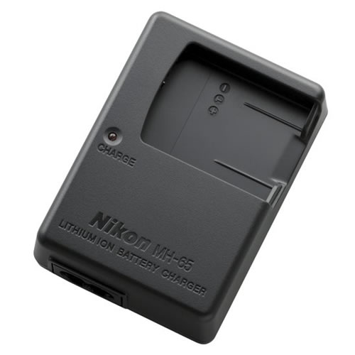 MH-65 Battery Charger for Coolpix AW130, A900, KM360/170