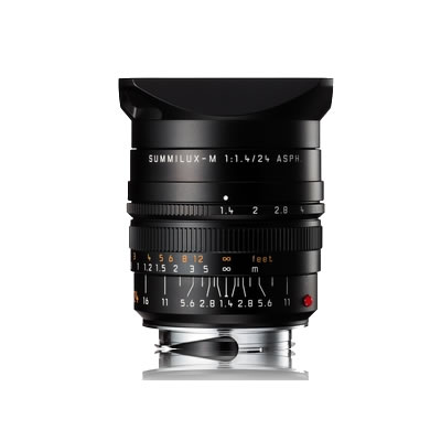 24mm f/1.4 ASPH Summilux-M Black Lens (S7)
