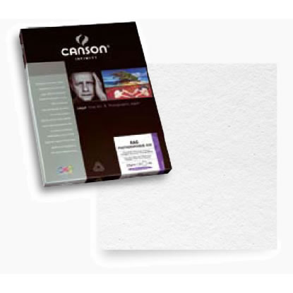 """8.5"""" x 11"""" Infinity Rag Photographique Duo Matte - 220 gsm - 25 Sheets"""
