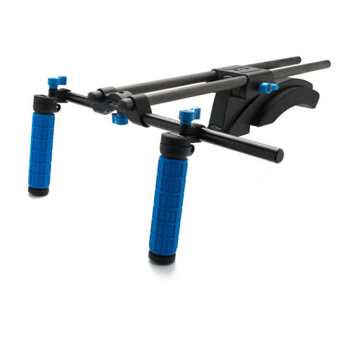 Micro Shoulder Mount Deluxe Bundle (works with most prosumer video cameras)