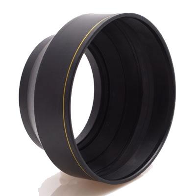Multi Rubber Lens Hood 52mm