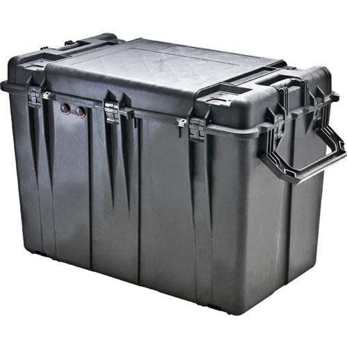 0500 Transport Case No Foam Black