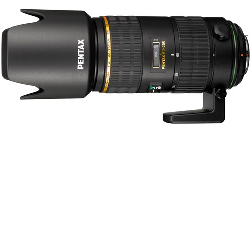 smc DA 60-250mm f/4.0 ED IF SDM Lens