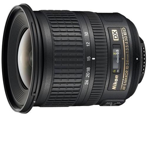 AF-S DX NIKKOR 10-24mm f/3.5-4.5 G Lens