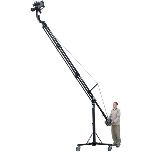 EZ Extension Kit - with Two 1M Extensions for EZ Jib
