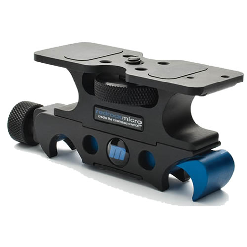 DSLR Baseplate (works with most compact and full sized DSLRs)