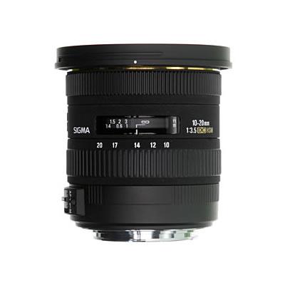 AF 10-20mm f/3.5 EX DC HSM Lens for Canon