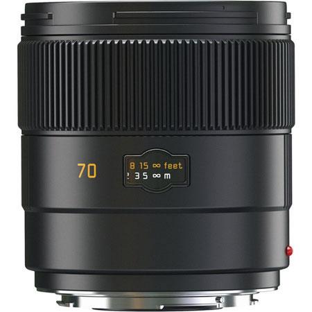 70mm f/2.5 Summarit-S ASPH Lens Black