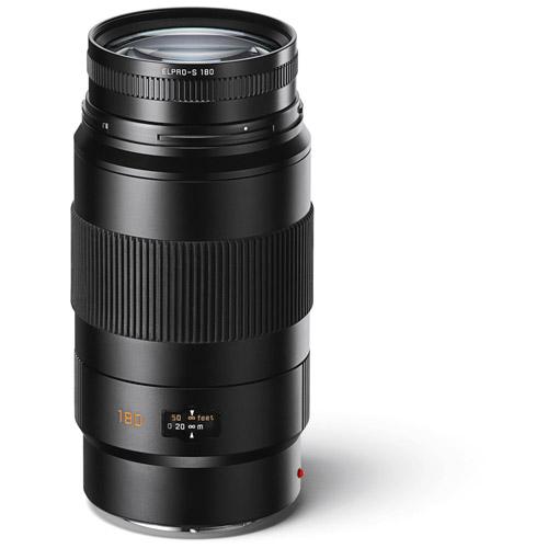 180mm f/3.5 Elmar-S APO TELE Lens Black