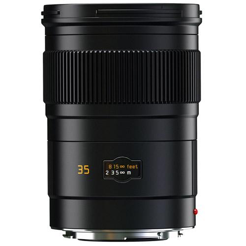 35mm f/2.5  Summarit-S ASPH Lens Black