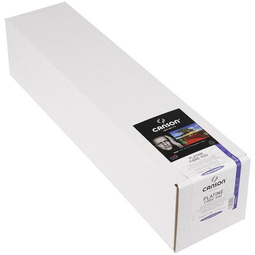 canson infinity 24 x 50 39 infinity platine fibre rag satin 310 gsm roll inkjet roll printer. Black Bedroom Furniture Sets. Home Design Ideas
