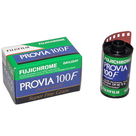 PROVIA 100F 135/36