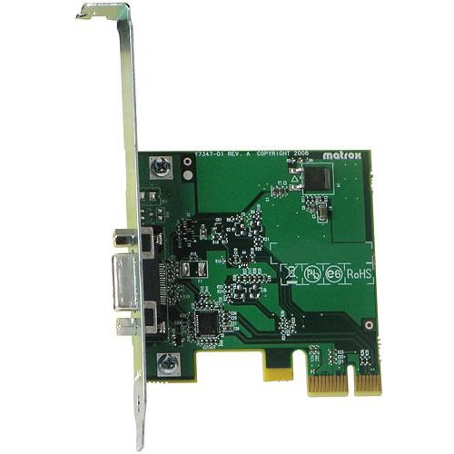 MXO2 PCIe Host Adapter for Use with Mac Pro and PC Desktops