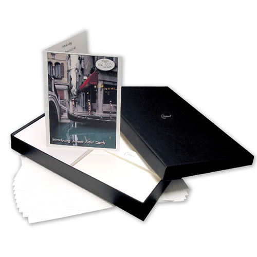 """5.5""""x7.26"""" Museo Artist Cards 220gsm Large 1000 Cards Only"""