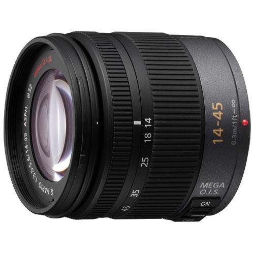 Lumix G Vario 14-45mm f/3.5-5.6 ASPH Mega OIS Lens