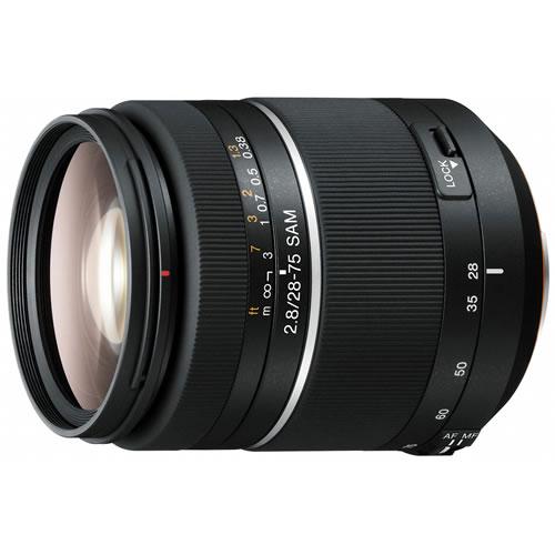 28-75mm f/2.8 SAM A-Mount Lens (A99 & A77)