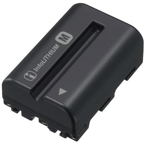 NPFM500H Li-ion Battery for CLM-V55, A77/A65/A57/A900/850