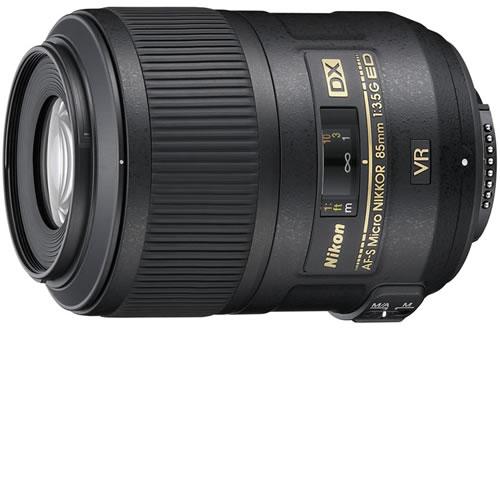 AF-S DX Micro-NIKKOR 85mm f/3.5 G ED VR Lens