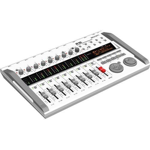 R16 MultiTrak Recorder/Interface Controller