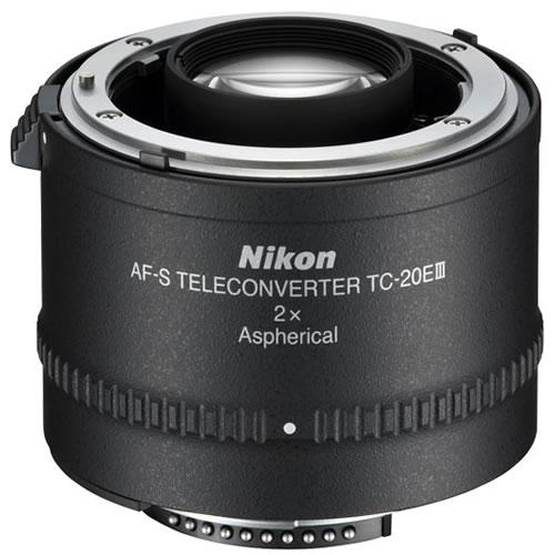 AF-S Teleconverter TC-20E III (2.0x)