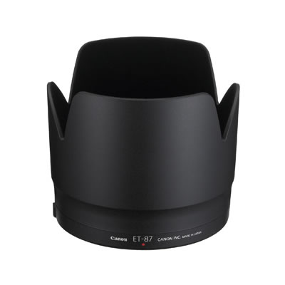 Lens Hood ET-87 for EF 70-200mm f/2.8L US II USM