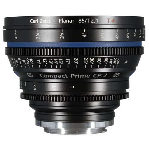 CP.2  T* 85mm f/2.1 EF Compact Prime CP.2 (feet)