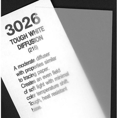 Half White Diffusion 1x1 GEL 1G-250