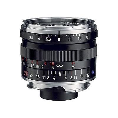Biogon T* 28mm f/2.8 ZM Black