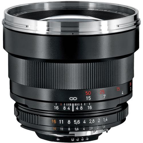Planar T* 85mm f/1.4 ZF.2 for Nikon