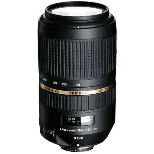 70-300mm f/4-5.6 Di SP VC USD Lens for Nikon