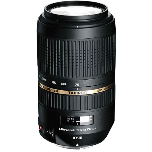 70-300mm f/4-5.6 Di SP VC USD Lens for Canon