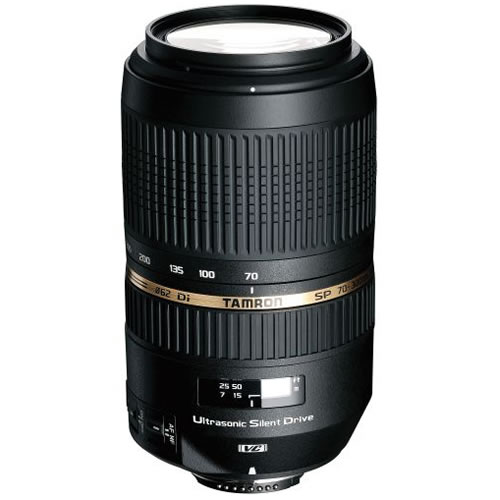70-300mm f/4-5.6 Di SP USD Lens for Sony A-Mount