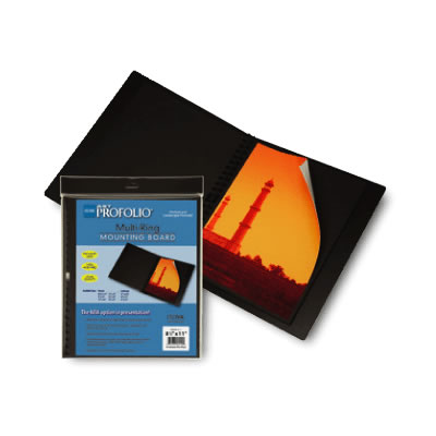 "14""x11"" Multi-Ring Mounting Board Landscape / Horizontal"