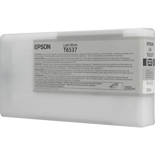 T653700 Light Black 200ml SP4900 Ink Cartridge