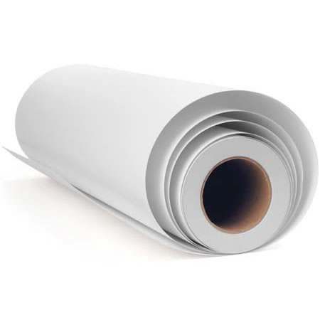 "13"" x 20' Exhibition Canvas Gloss Roll"