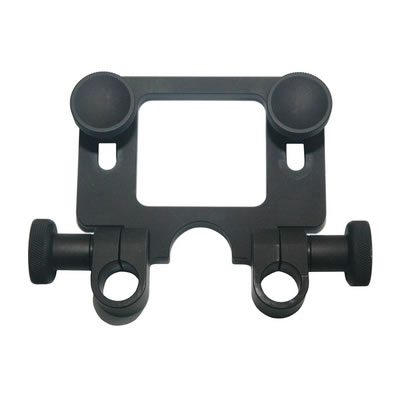 15mm Rod Mount Plate for use w/Mini Mounting Plate