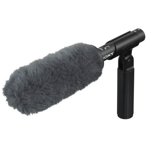 ECM-VG1 Electret Condenser Microphone