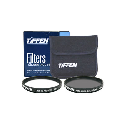 72mm Photo Twin-Pack (Contains:UVP,CP,Pouch)