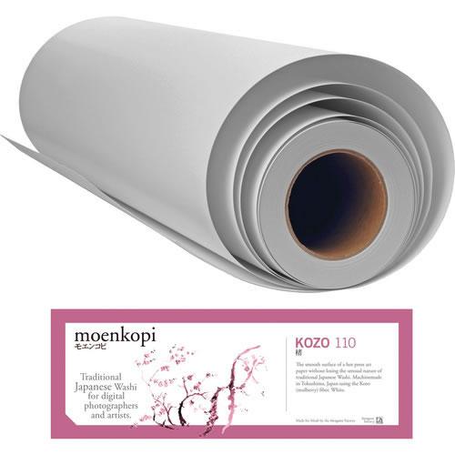 """17"""" x 15m Moenkopi Kozo 110gsm Roll"""