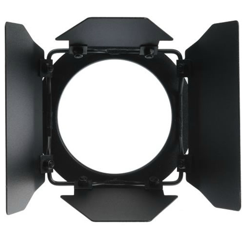 Four Leaf Barn Door For 150W Fresnel Light