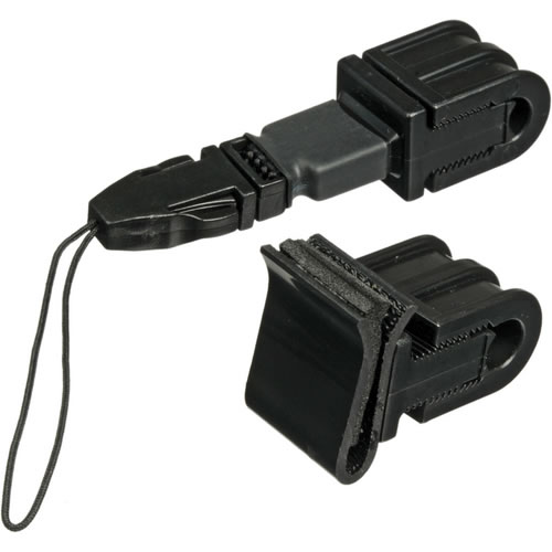 JerkStopper Tethering Kit with Clip-On for Aero Computer Support