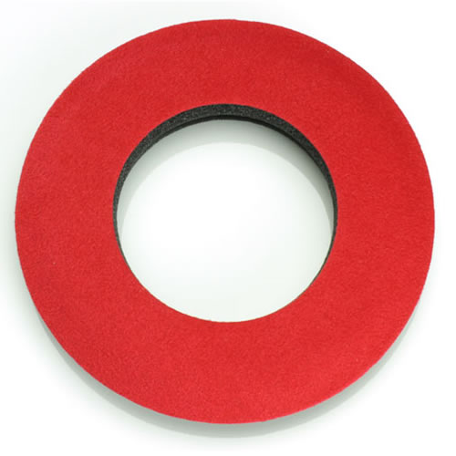 Large Round -Microfiber-Red