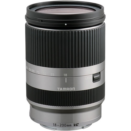 18-200mm f/3.5-6.3 Di III VC Lens for Sony E-Mount