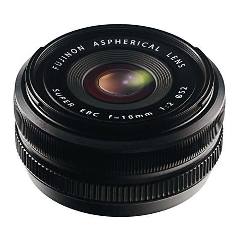 Fujinon XF 18mm f/2.0 Lens