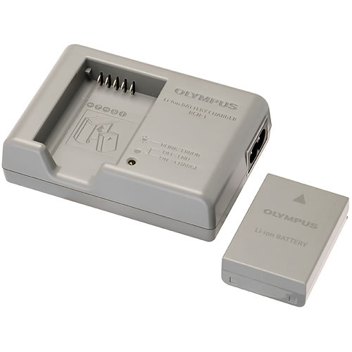 BCN-1 Battery Charger for BLN-1 (E-M5, E-M1, E-P5)