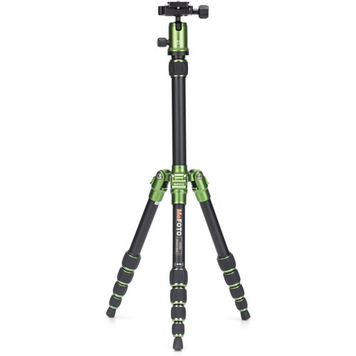 BackPacker Travel Tripod Kit Green